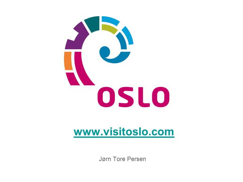 www.visitoslo.com Jørn Tore Persen