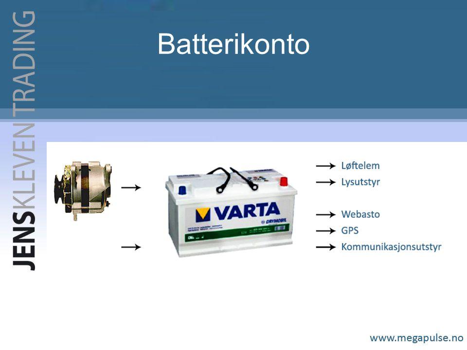 Batterikonto