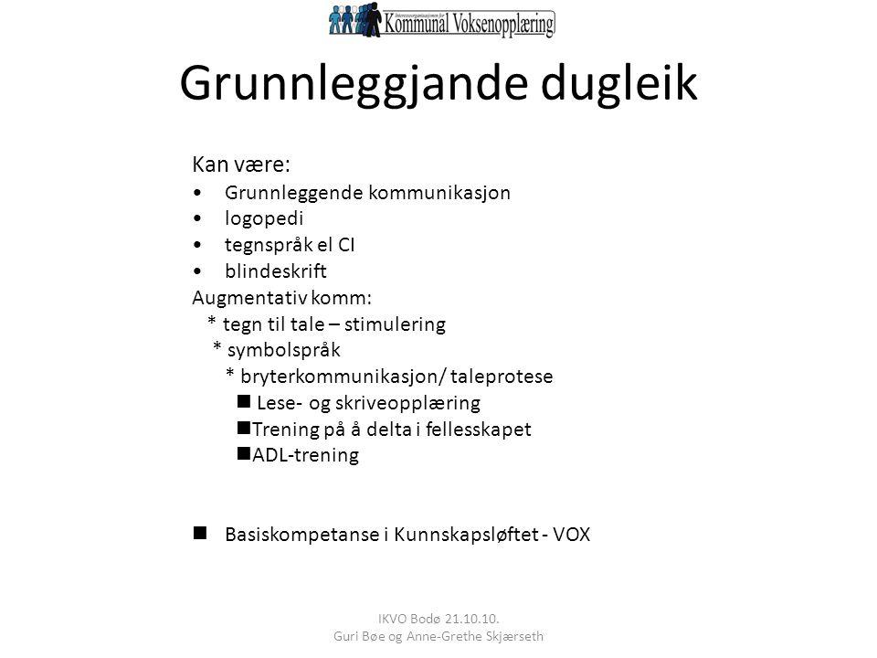 IKVO Bodø 21.10.10.