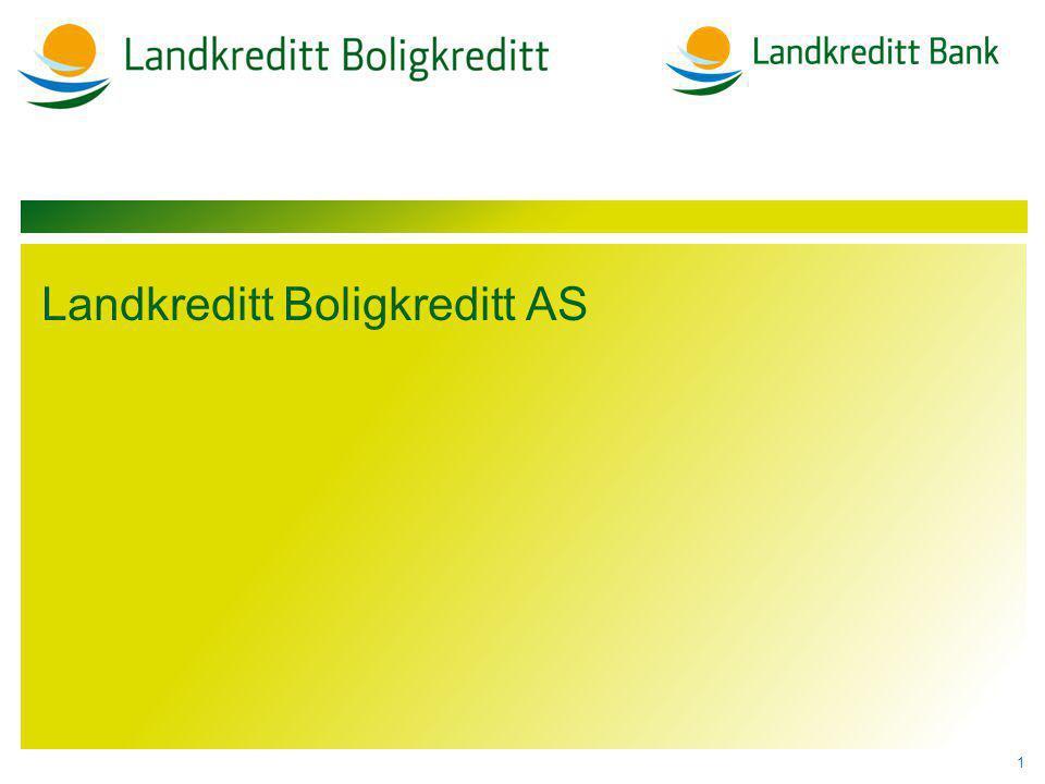 Landkreditt Boligkreditt AS 1