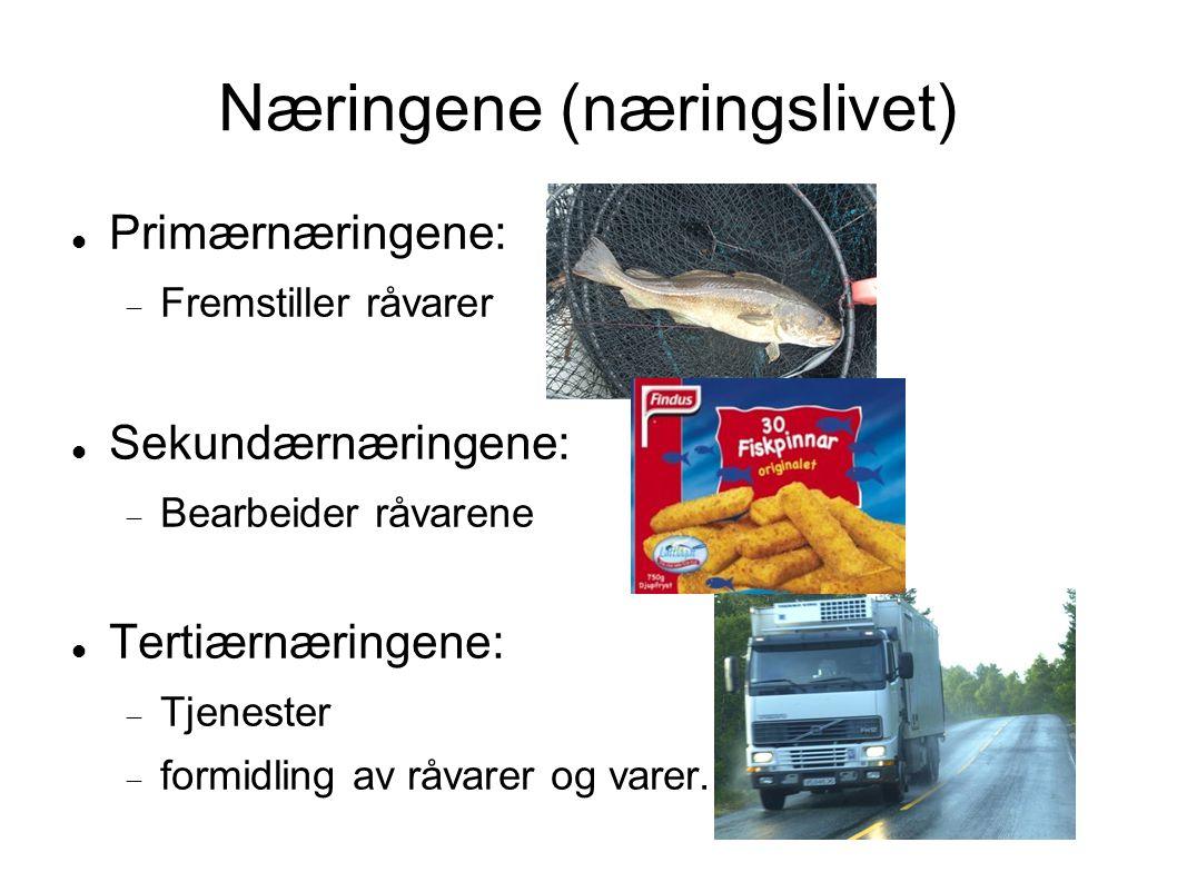 Hva husker du.1. Hva er norges viktigste eksportvare.
