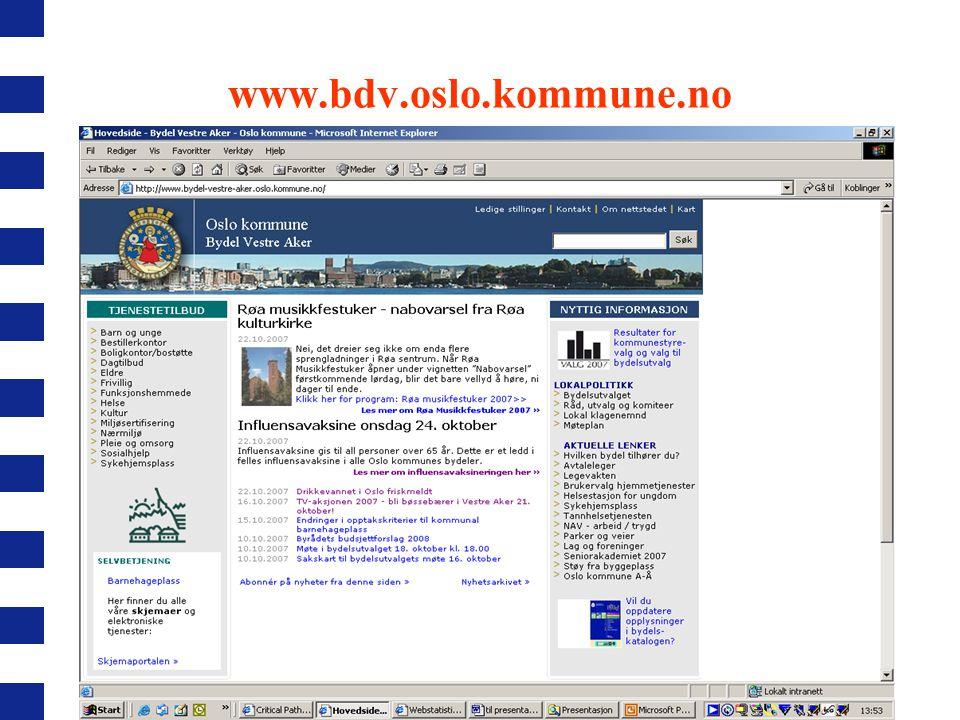 www.bdv.oslo.kommune.no