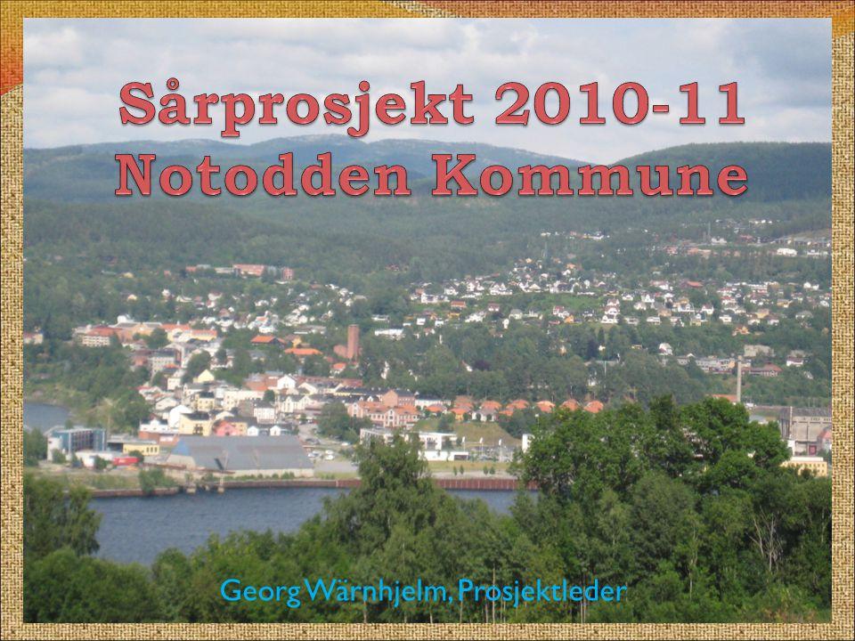 Sårprosjektet i Notodden.4.
