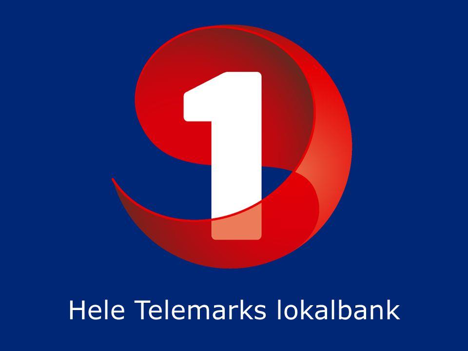 6 Hele Telemarks lokalbank