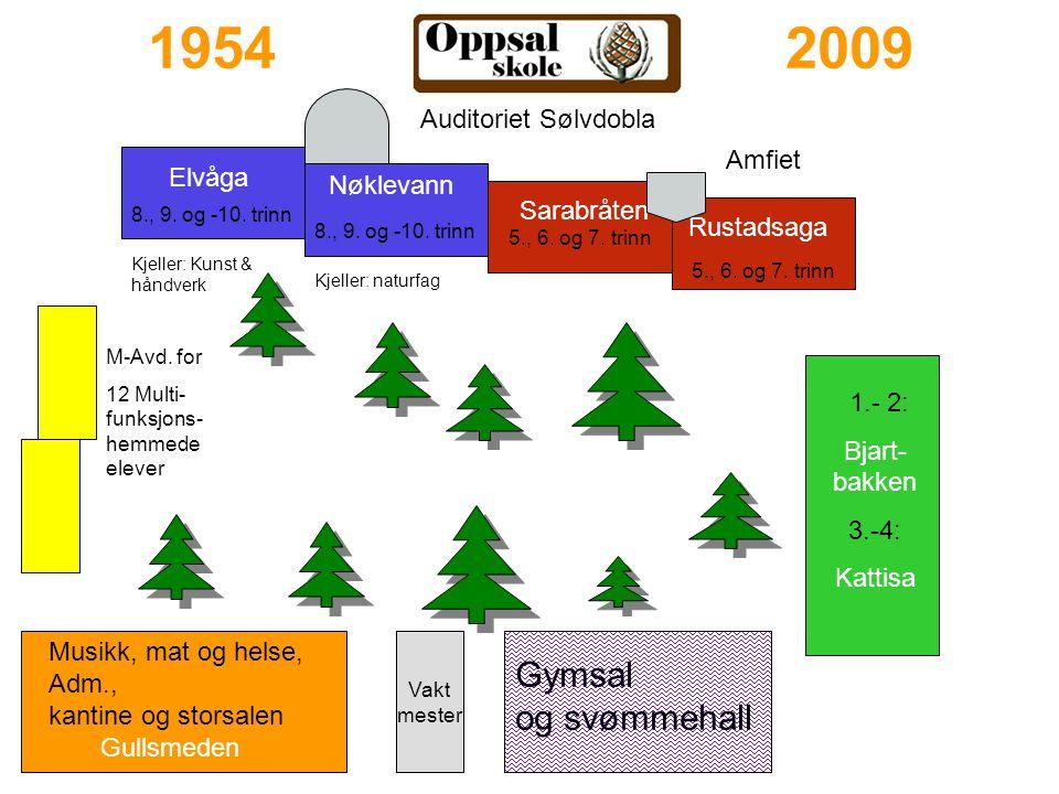 1954 2009 8., 9. og -10. trinn 5., 6. og 7.