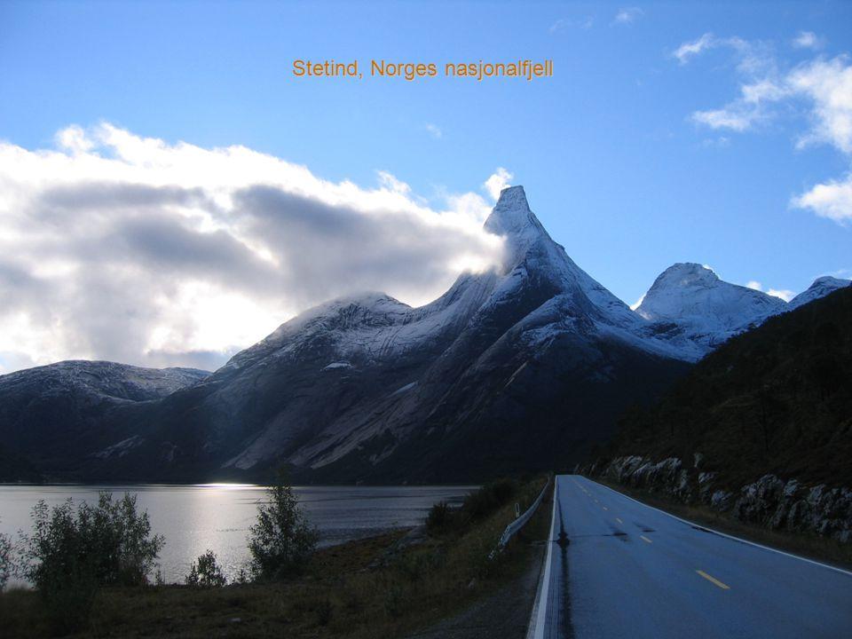 Stetind, Norges nasjonalfjell