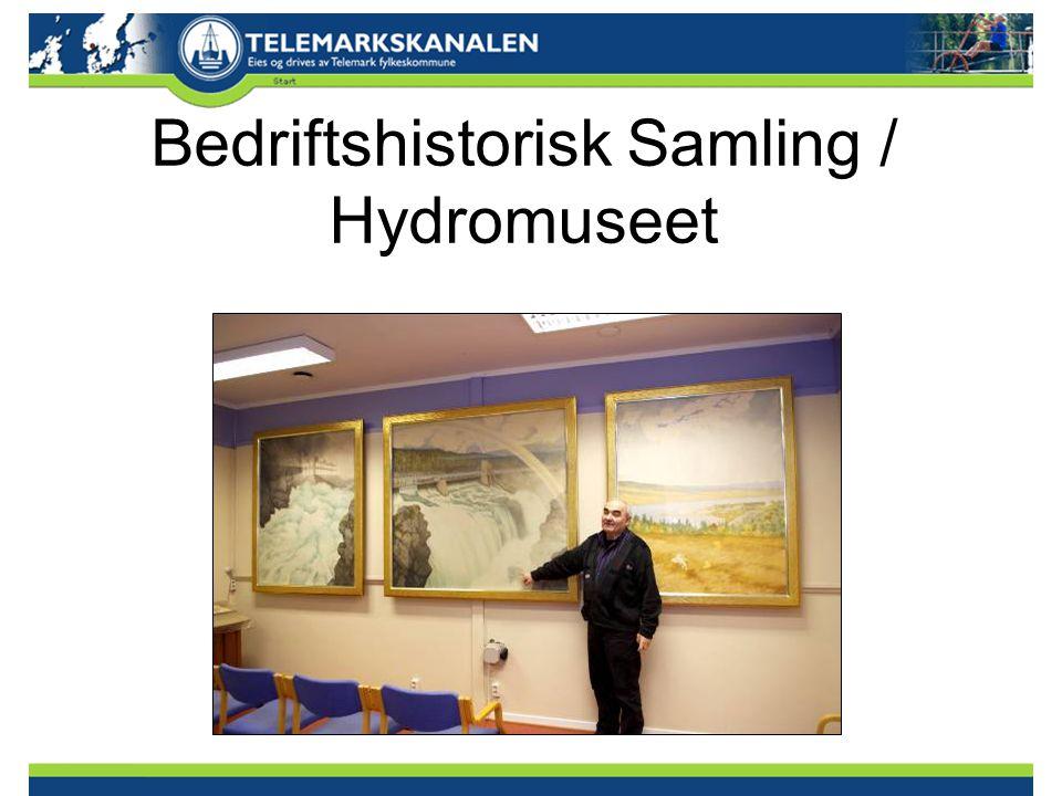 Foran Bedriftshistorisk Samling / Hydromuseet