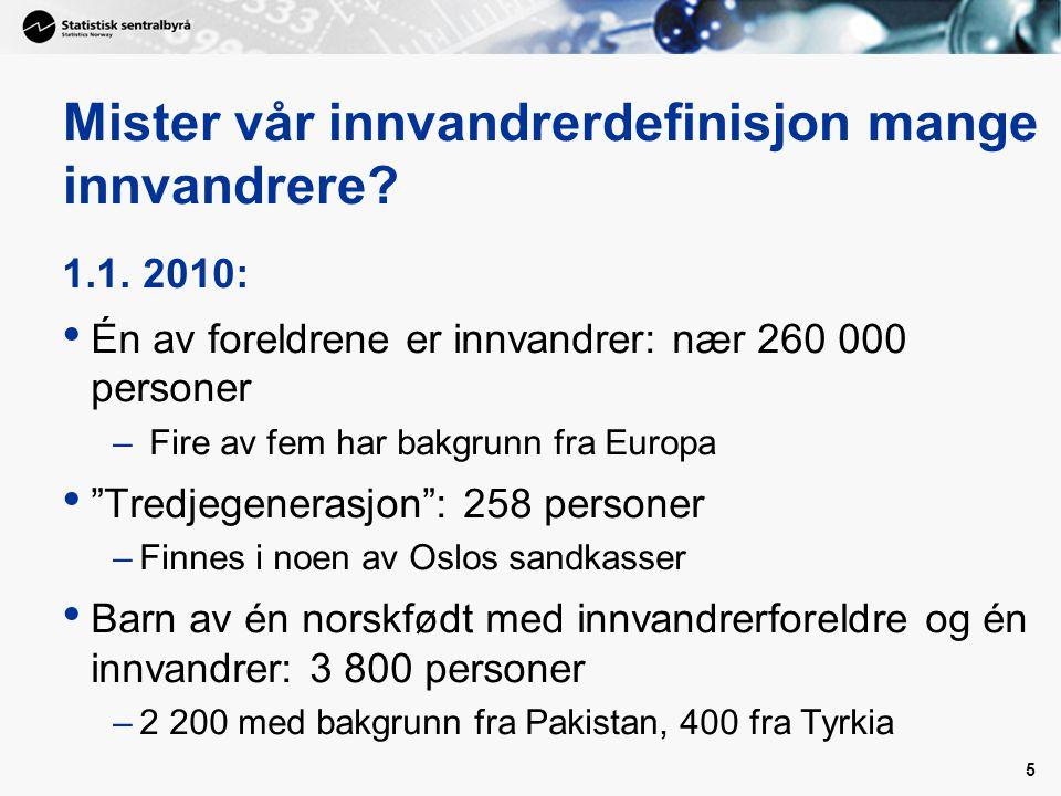 26 Andel som har fullført allmennfag i løpet av 5 år, start i 2003.