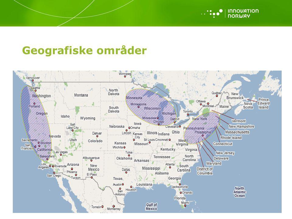 Geografiske områder