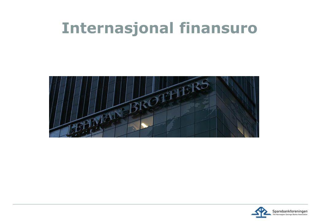 Internasjonal finansuro