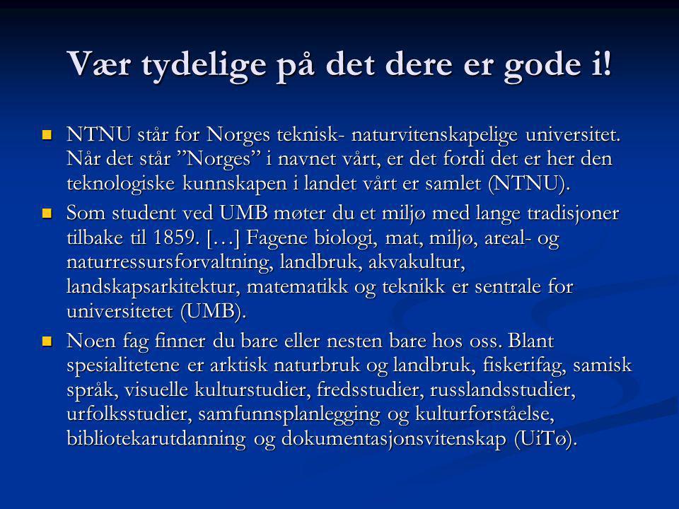 Still krav.Gode norskkunnskapar er ein fordel (Profesjonsstudium i rettsvitskap, UiB).