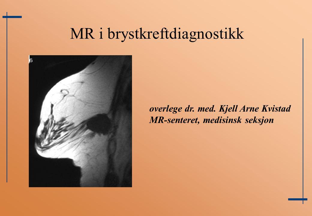 SINTEF Unimed - oppdragsforskning i biomedisin og bioteknologi (også olje, oppdrettsnæring o.a.) NTNU - klinisk forskning og grunnforskning i biomedisin (DMF og andre fakultet) Medisinsk seksjon - pasientundersøkelser og klinisk forskning MR Senteret i Trondheim er satt sammen av tre partnere