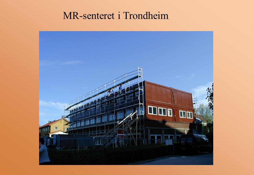 MR-senteret i Trondheim
