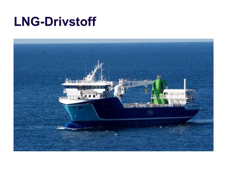 LNG-Drivstoff