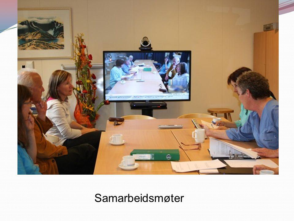 Samarbeidsmøter