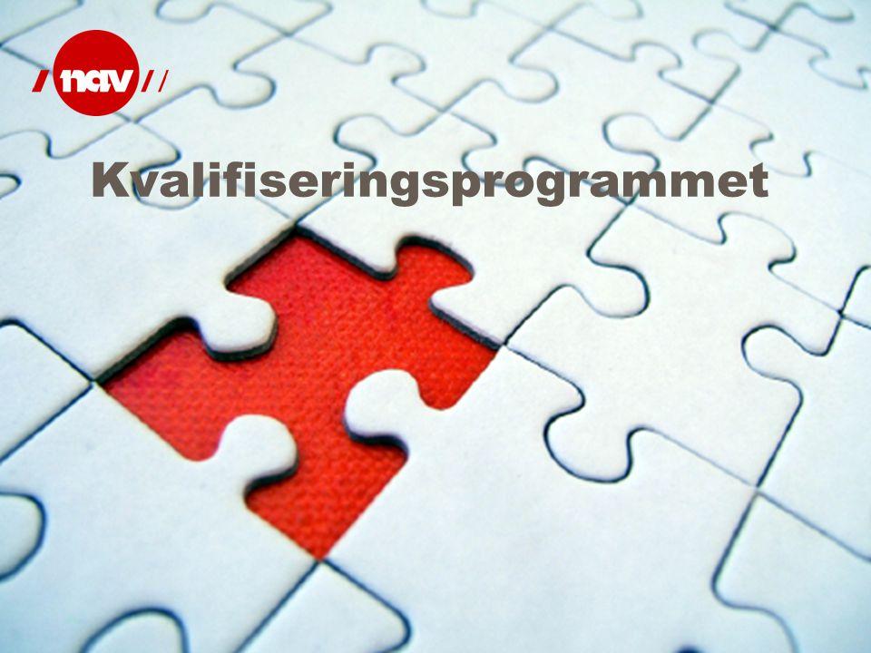 NAV, 17.08.2014Side 10 Kvalifiseringsprogrammet