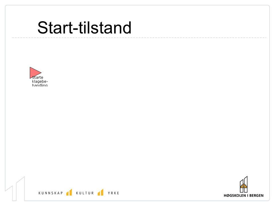 Start-tilstand
