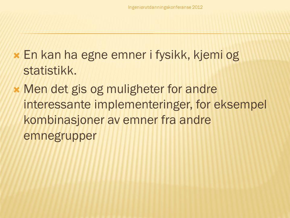 Fysikk for Kjemi 10 stp.2.