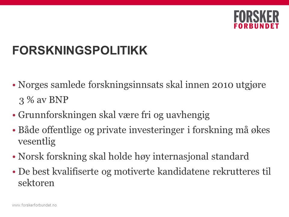 www.forskerforbundet.no