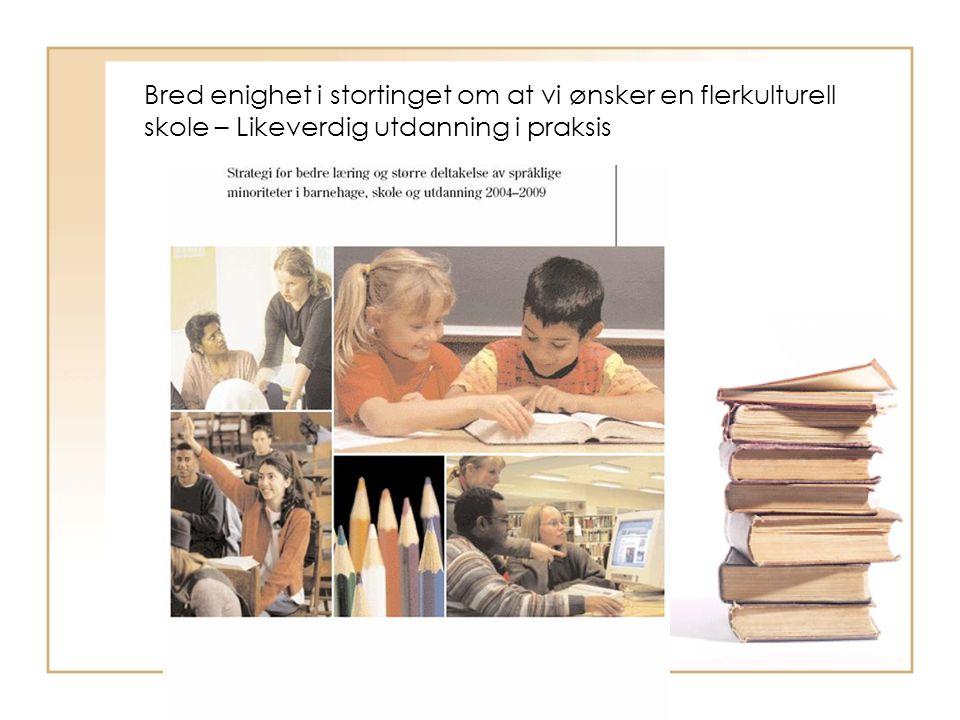 Minoritetsspråklige og morsmålslærere i Norsk Skole Gi undervisning i minoritetsspråk Ansatt i skoler uten formell språkkompetanse Har ofte utdanning som ikke er godkjent i Norge Pendler fra skole til skole