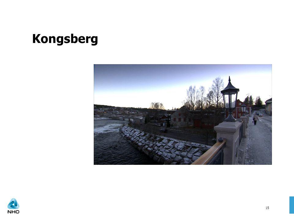 15 Kongsberg