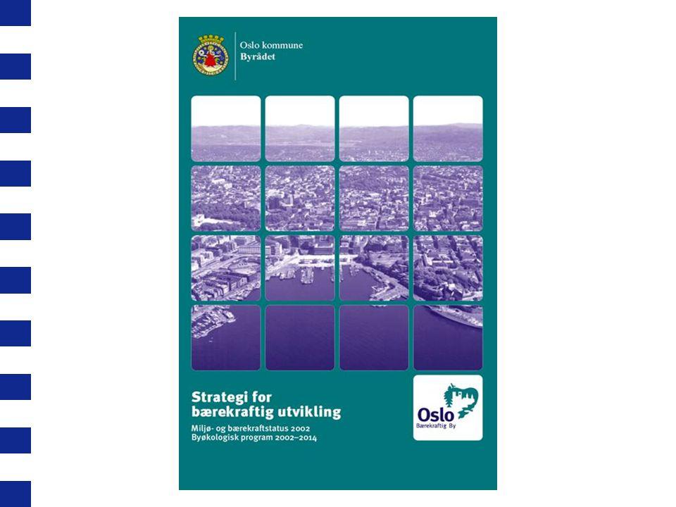 Til slutt…. La oss gjøre et krafttak for miljøbyen Oslo!!