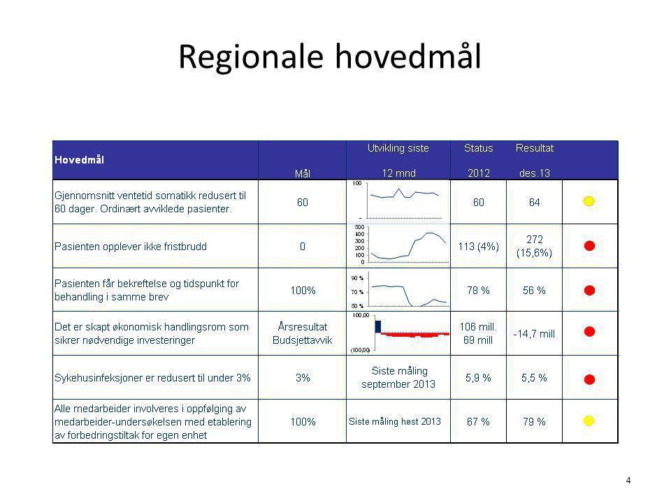 Regionale hovedmål 4
