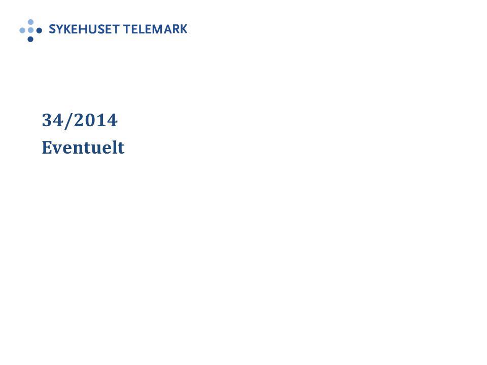34/2014 Eventuelt