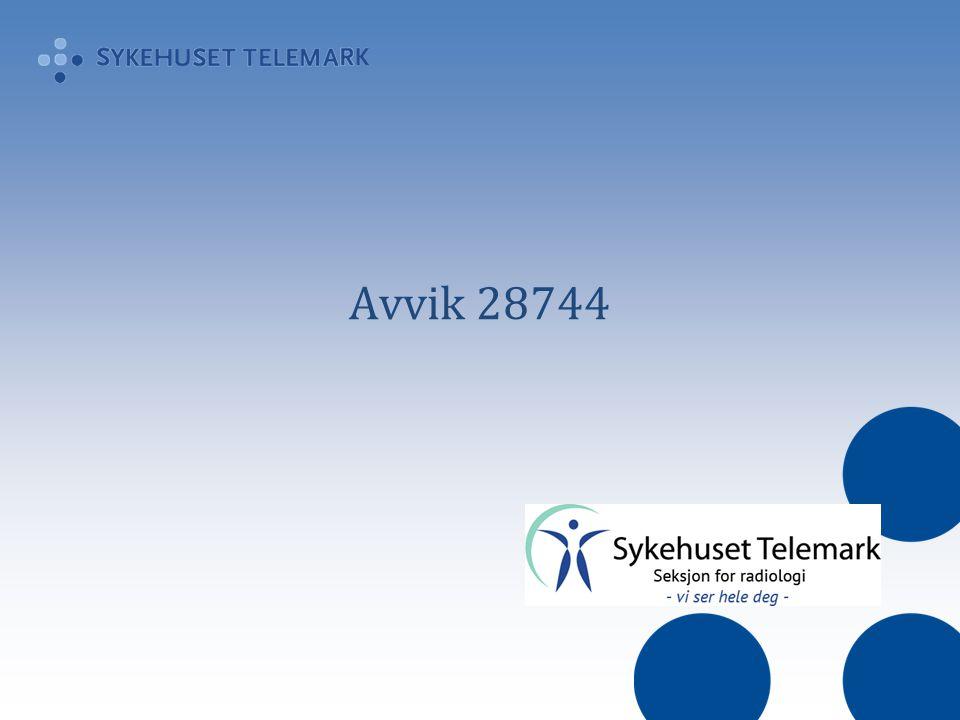 Avvik 28744