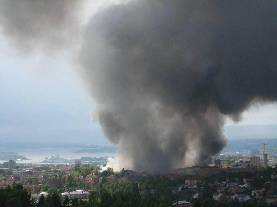 Oslo kommune Brann- og redningsetaten Kommunikasjonsavdelingen 110-sentralen Krisekommunikasjon Hva legger vi i ordet krise? Hva legger du i ordet kri
