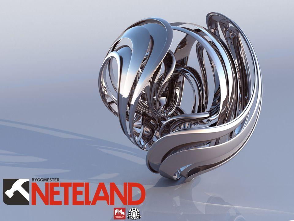 Hvem er vi Butikk Byggmester Neteland AS er en av Norges ledende entreprenørbedrifter innen bygging, montering og utvikling av butikker.