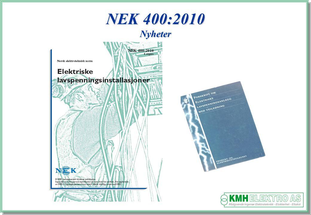 Kjell Morten Halvorsen 443.4 Valg av utstyr i installasjonen Kategori I (redusert): Ment for utstyrsprodusenter.