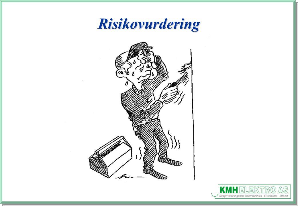 Kjell Morten Halvorsen Risikovurdering