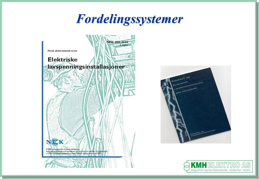 Kjell Morten Halvorsen Fordelingssystemer