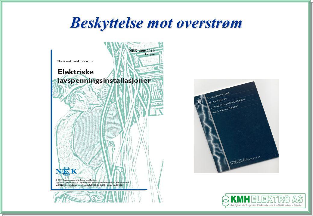 Kjell Morten Halvorsen Beskyttelse mot overstrøm
