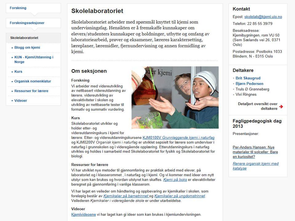 Begrepet energi i norske lærebøker i naturfag Masteroppgave 2013, Bjørnar Mæland