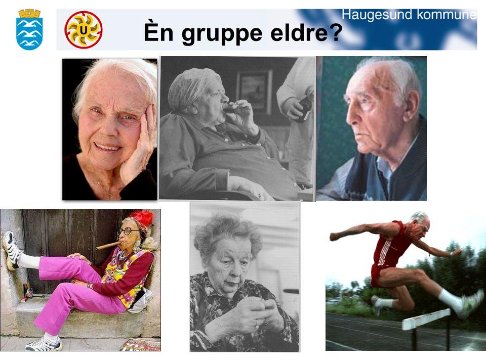 Èn gruppe eldre?