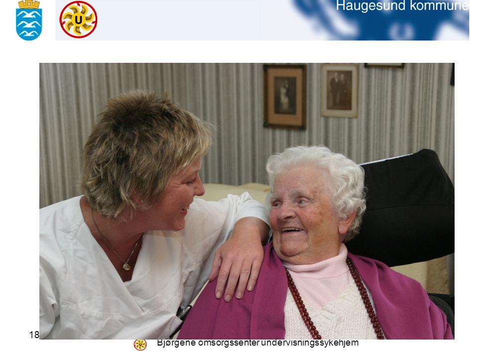 18.08.2014 Bjørgene omsorgssenter undervisningssykehjem 29