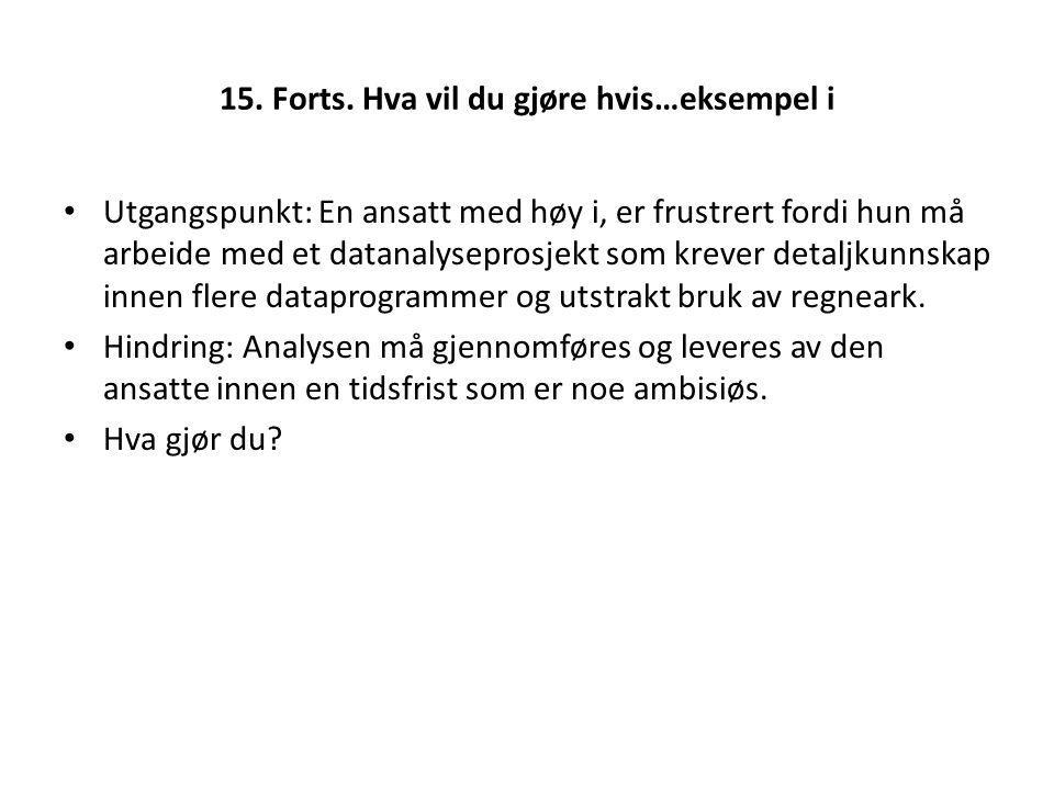 15.Forts.