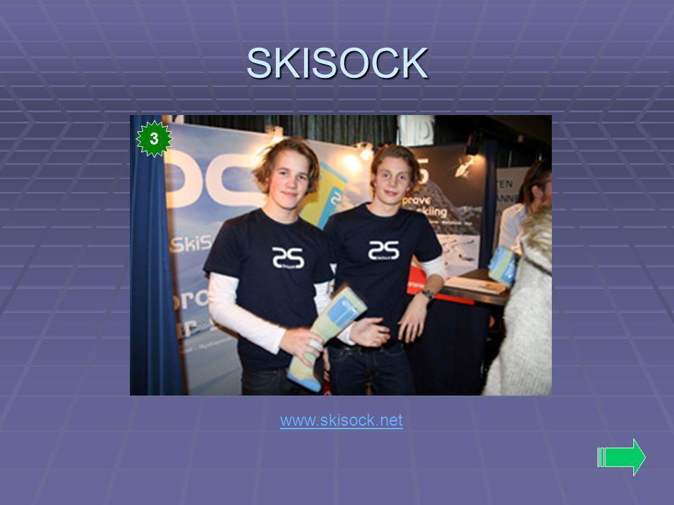 SKISOCK www.skisock.net 3