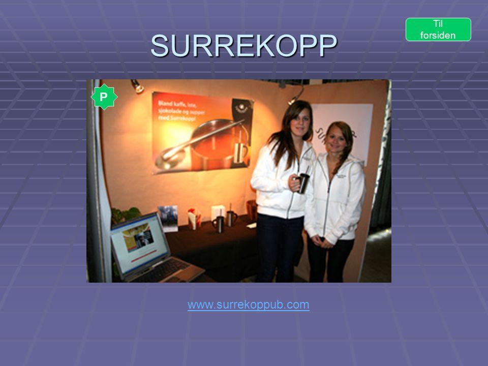 SURREKOPP www.surrekoppub.com Til forsiden P