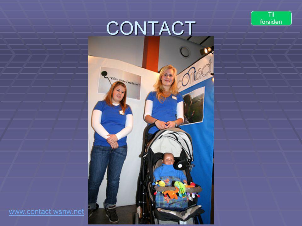 CONTACT Til forsiden www.contact.wsnw.net