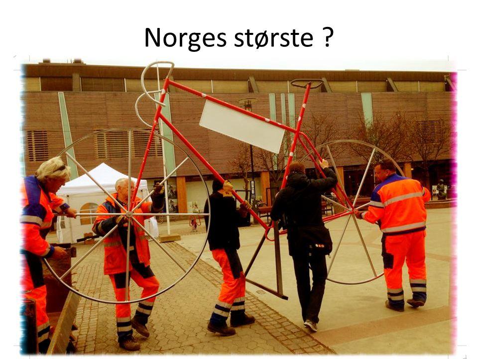 Norges største ?