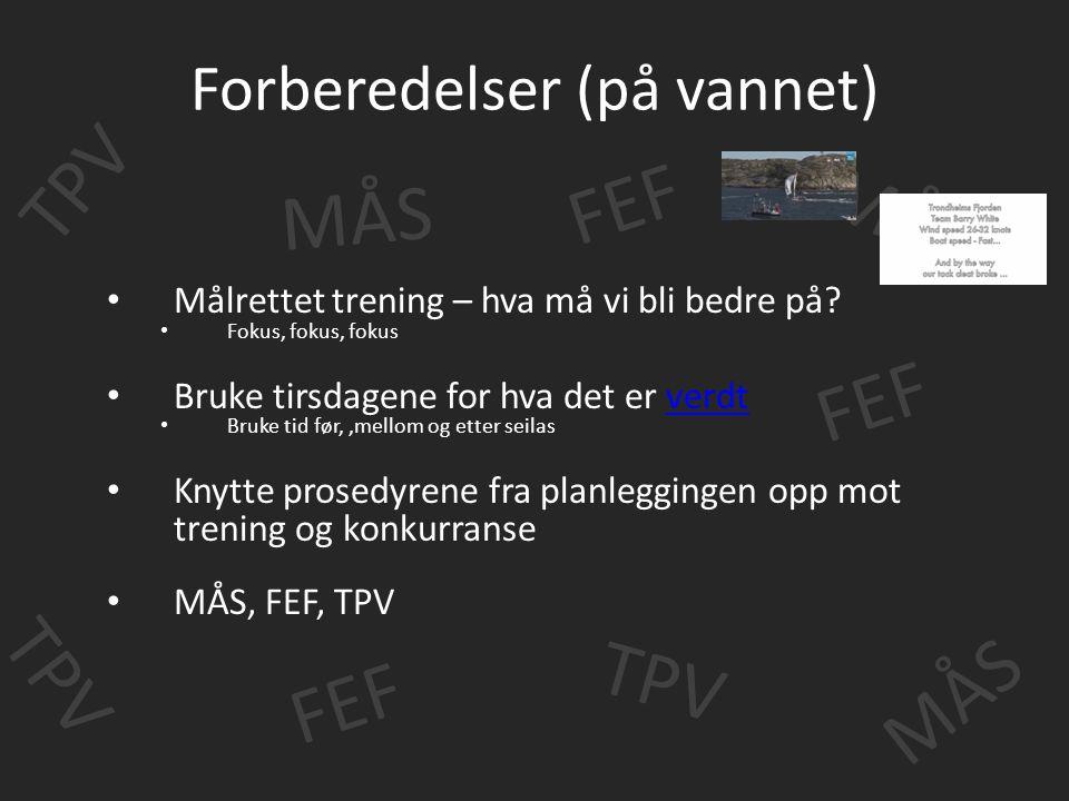 Mesterskap Viktige punkter Påmelding Mannskap Båtens papirer NOR Mesterskapsområde Kost/losji SI Klasseregler Skippermøte 1.
