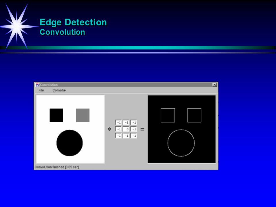 Edge Detection Convolution