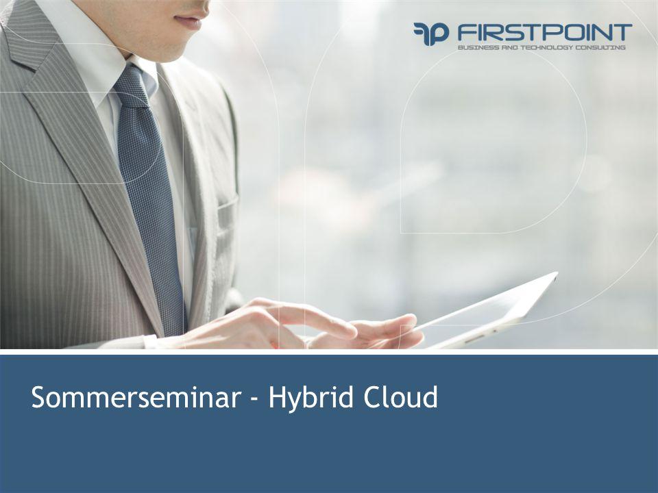 Sommerseminar - Hybrid Cloud