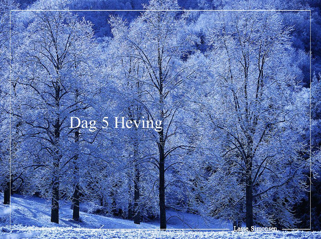 Lasse Simonsen Dag 5 Heving
