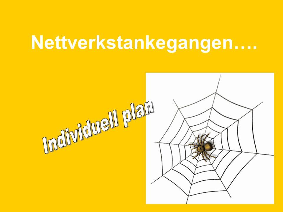 Nettverkstankegangen….