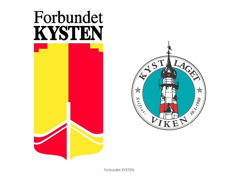 Forbundet KYSTEN er en organisasjon for vern av norsk kystkultur.Formålet er å styrke vår identitet som kystfolk og samarbeide med andre kulturverninteresserte for å: Fremme bevaring og bruk av eldre fartøyer og kystmiljø.
