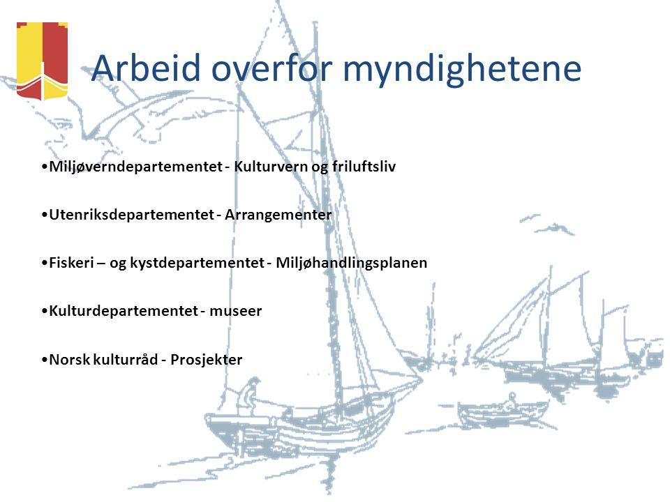 Bilde fra seilasen på Landsstevnet i Bodø i 2006 Forbundet KYSTENs Landsstevner